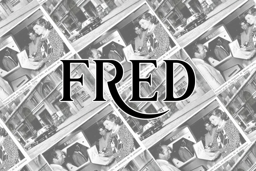 Fred jewelry, boldness, style and glamor
